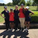 JV Girls Golf
