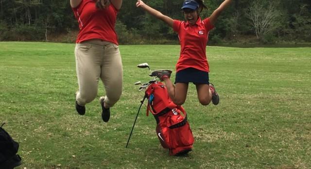 Longwood Girls Golf Tournament