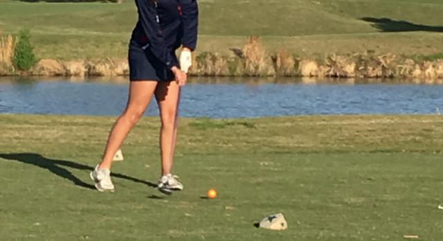 Varsity Girls Golf District Tournament – Day 1