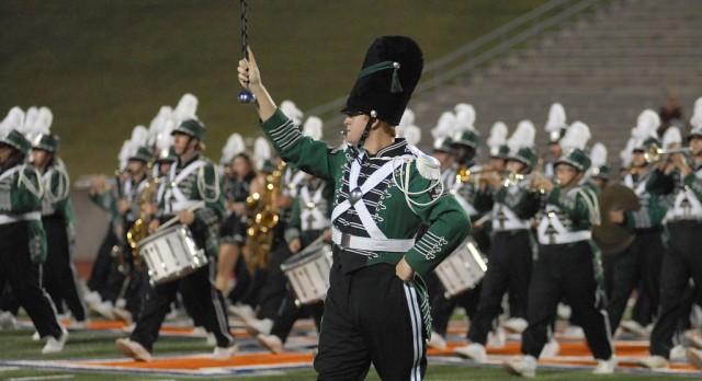 Huntsville Military Marching Band Rocks!
