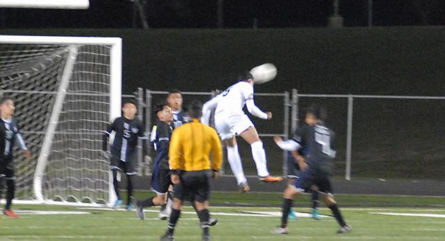 Hornet Soccer vs. Willis