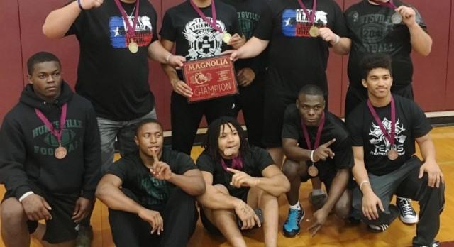 Huntsville Hornet Powerlifting – 1st Place at Magnolia Invitational!