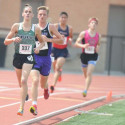 Evan at Regionals