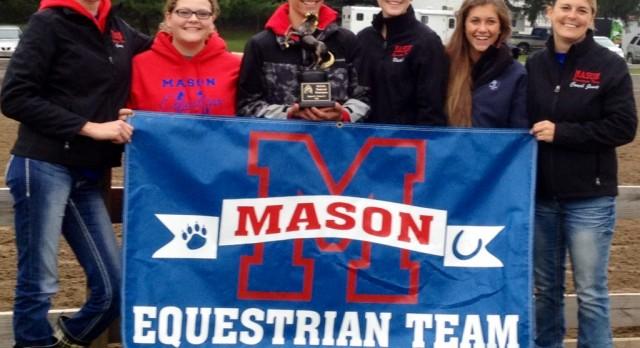 Equestrian Team Wins Regionals