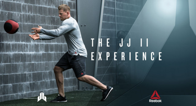 Visit the JJ II Experience! – Powered by Reebok