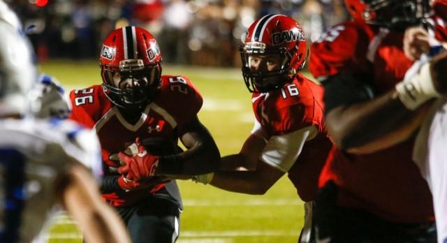 Opelika High School Varsity Football beat Chelsea High School 48-24