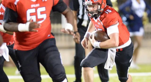 Opelika High School Varsity Football beat Paul Bryant 48-12