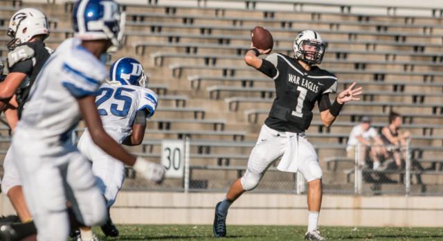 War Eagles' Quarterback A 'Steal' For Prospective Colleges