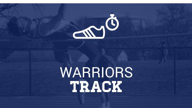 Warriors named 1st Team All MCPS for Track & Field