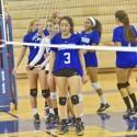 JV Girls Volleyball vs WJ