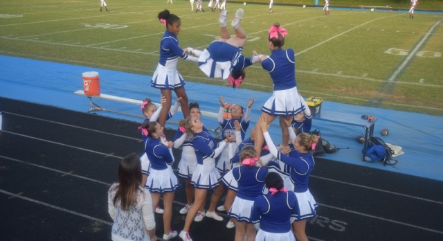 Varsity Cheer Competition 11/12/16 Ticket Information
