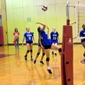 JV Volleyball at Blair