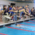 Swim Meet vs Magruder