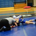 Wrestling vs Blake