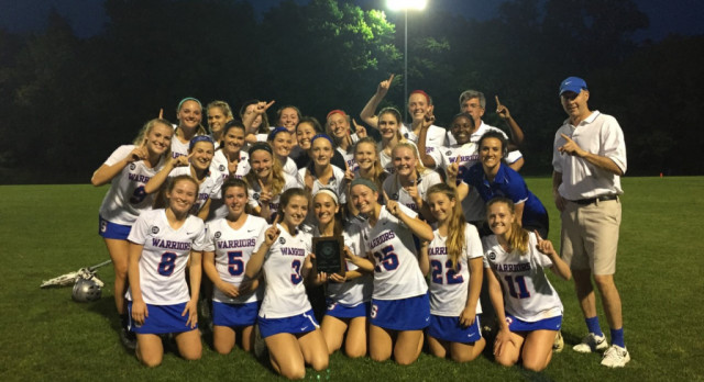SHS Girls' Lacrosse State Semifinal Update