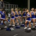 Varsity Cheer at Einstein