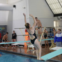 Diving Team vs Quince Orchard