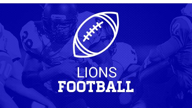 Support the Lions at 6:30pm 8/12/17