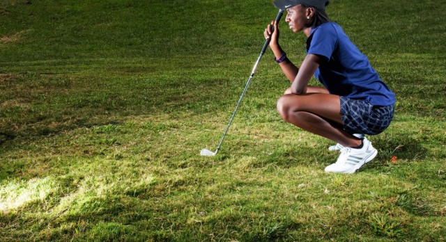 Golf Individual Region Champion!