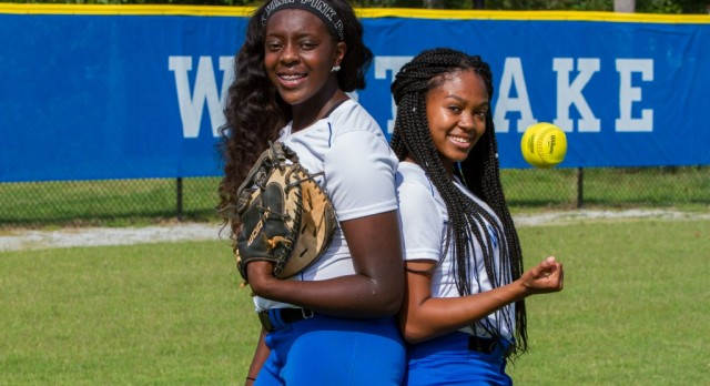 Westlake softball playing in the region tournament