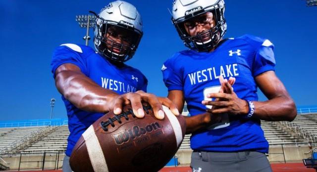 Varsity Football Defeats Newnan High School