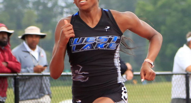 Kennedy Simon has been named the 2016-17 Gatorade Georgia State Girls Track & Field Player of the Year!