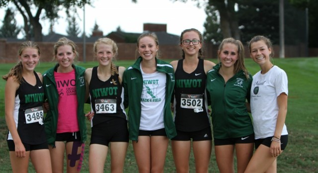Niwot Cross Country Boys and Girls 2016 RE-1J Champions