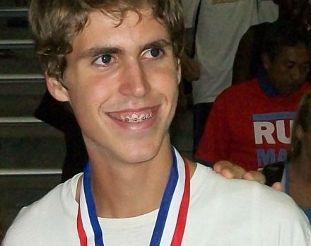Cross Country's Nathan Brown selected as All-County
