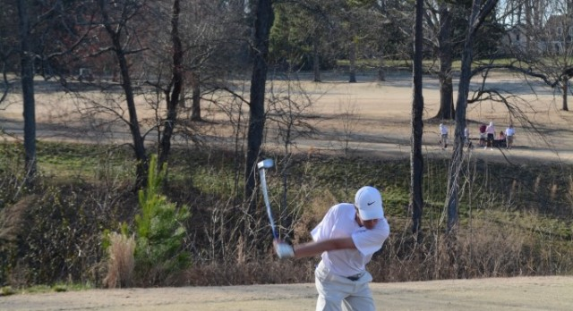 Boys Varsity Golf Region Tournament Results