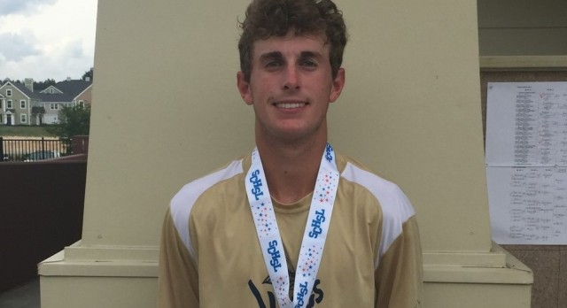 Chambers Easterling – 4A/3A Tennis State Singles Champion