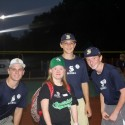 Baseball Volunteering at Miracle League