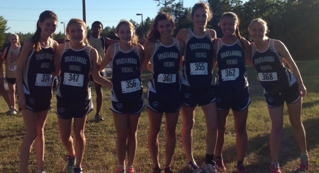Girls Cross Country Region Results