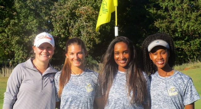 Girls Golf qualifies for Upper state