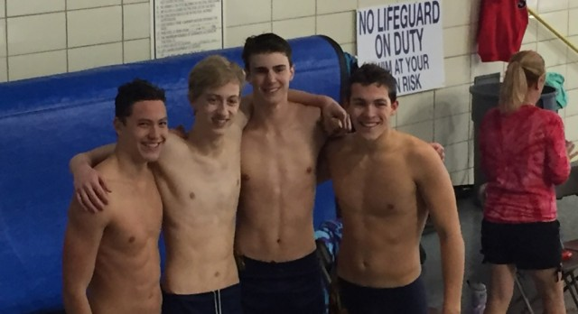 Swimmers win at State Meet