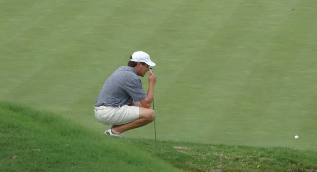 Matt Teaster Advances to State golf tournament