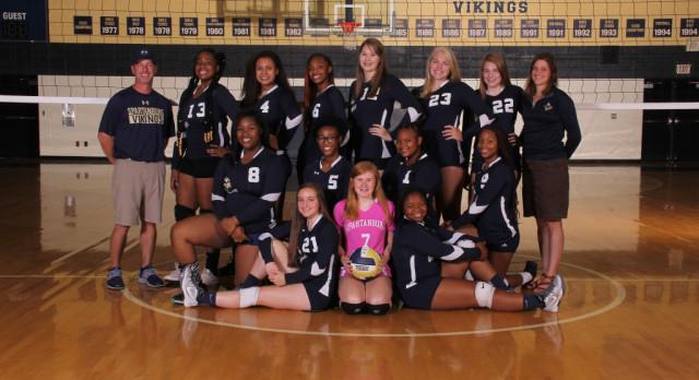 Meet 2017 Girls JV Volleyball