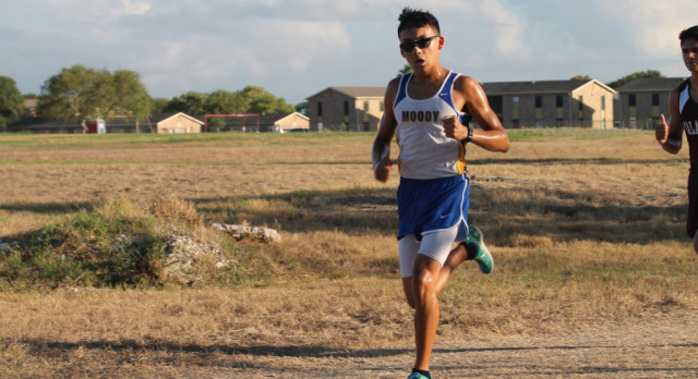 Juan Carlos Running at the Next Level