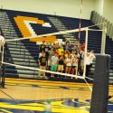 Volleyball vs. Niles 9/5/12