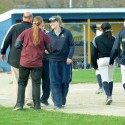 PC JV Softball vs. Grandville (May 5, 2014)