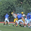 PC Varsity Football Scrimmage vs. Harper Creek (Aug. 19, 2014)