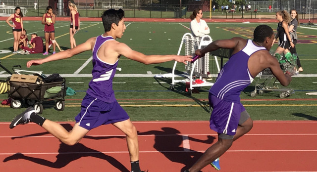 Varsity Boys Track and Field Captures PAL Dual Meet League Title