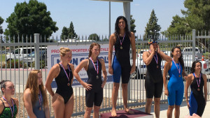 Mackenzie Garza Repeats as Valley Champion