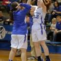Girls basketball vs. Diamond