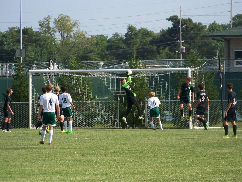 Co-Op Soccer Team Plays In Greenwood Tournament