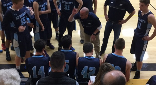 Crusader Players and Coaches Earn Top SCL Basketball Honors