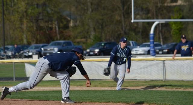 St. Mary's School Varsity Baseball beat Illinois Valley High School 11-1