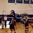 St. Mary's Varsity Volleyball vs. Lakeview