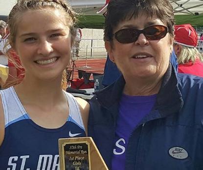 Emma Bennion wins Prefontaine Memorial run