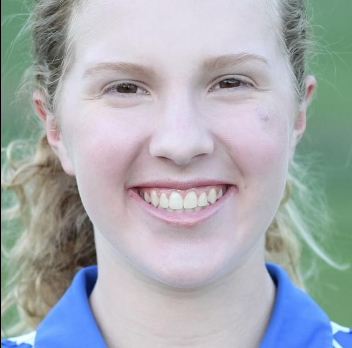 Baylee Hammericksen has shot at Augusta