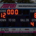 JV Football vs Cascade Oct. 17 2016